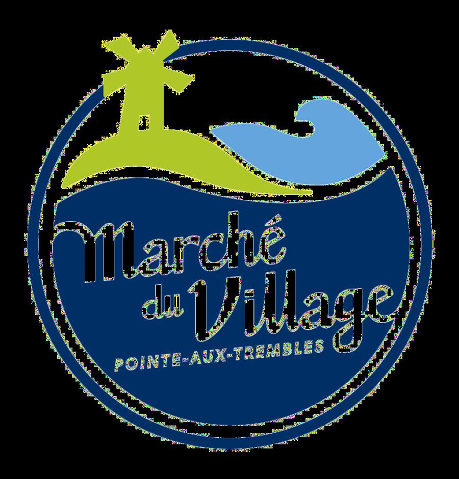 marché du village PAT Montréal logo transparent
