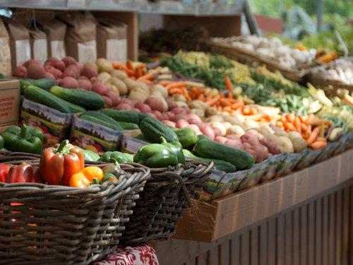 marché public accès alimentation locale