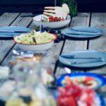 salade fraises recette marché public PAT
